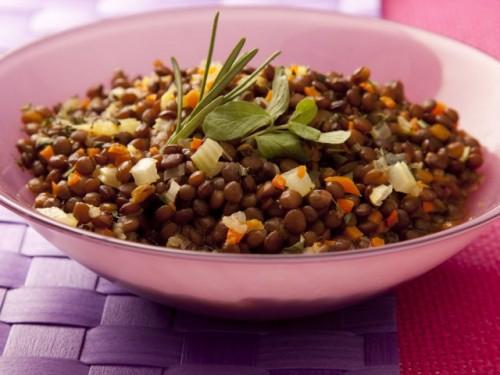 Lenticchie agli aromi ricette restare in forma consigli utili - Aromi in cucina ...