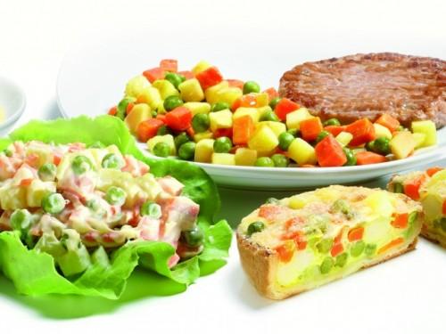 ricetta,ricette,cucina,ricetta con foto,piatto unico,torta salata,quiche,contorno,verdure,quiche leggera,quiche alle verdure,insalata russa,latte,pasta brise