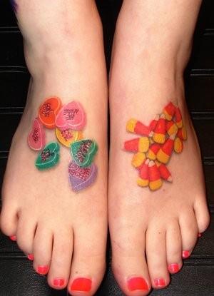 pericolo tatuaggi colorati ricette restare in forma