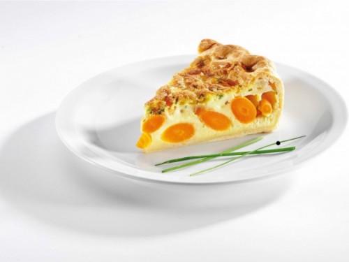 ricetta, ricette, cucina, ricetta con foto,piatto unico,torta salata,quiche,cavolfiori,quiche con cavolfiori,pasta brise,uova,latte,panna,
